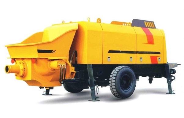 What are the advantages of concrete mixer pump? - Quora