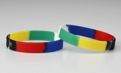Here Are Some Images Of Personalized Silicone Bracelets