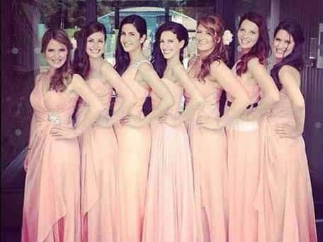 How old are Katrina Kaif's sisters? - Quora