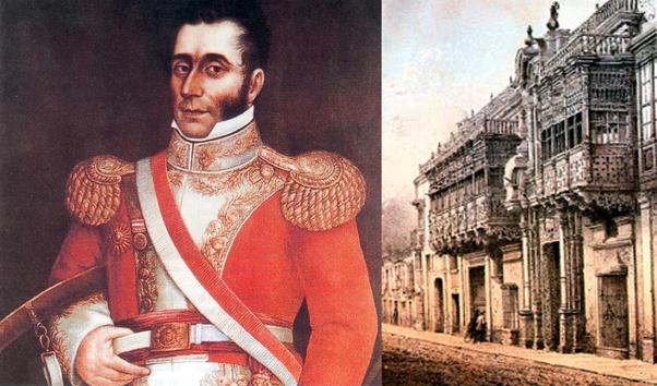 Resultado de imagen para Fotos: El Perú reconoce a Simón Bolívar como la suprema autoridad militar del Perú,