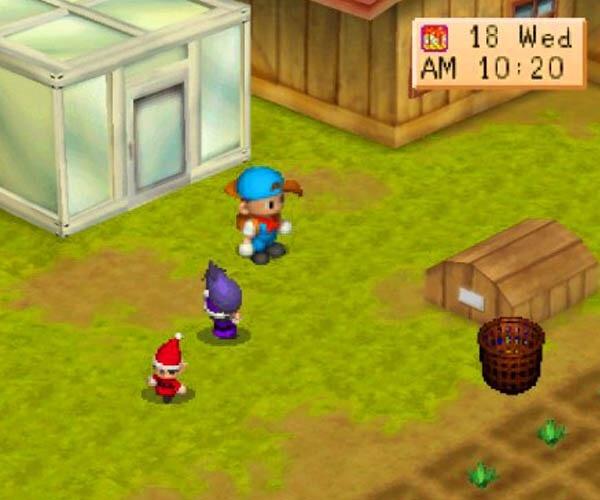 Apakah Kamu Pernah Bermain Game Harvest Moon Apa Yang Kamu Rindukan Dari Bermain Game Itu Quora