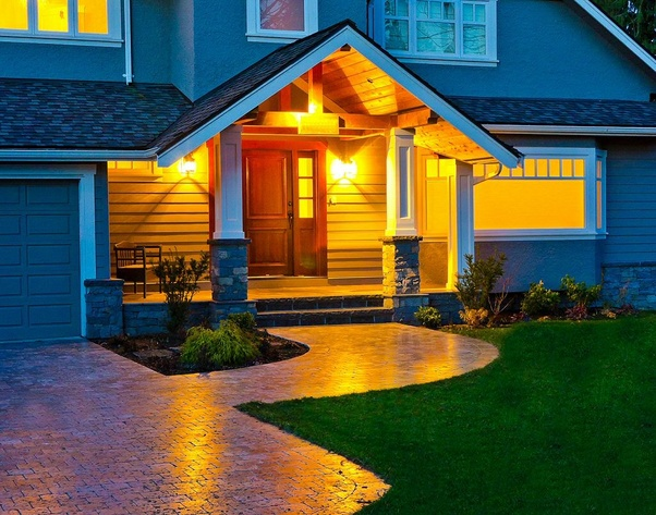 large garage lighting ideas | Which light is a first choice for large outdoor lighting ...