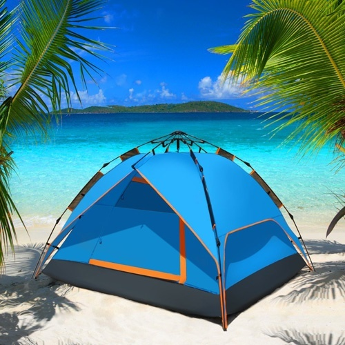Leapair Instant Pop Up Hydraulic Pressure Automatic Tents is the best one you can sleep with 2 or 3 persons as well as easy to set up and very strong to ... & What is the best pop-up tent on Amazon? - Quora