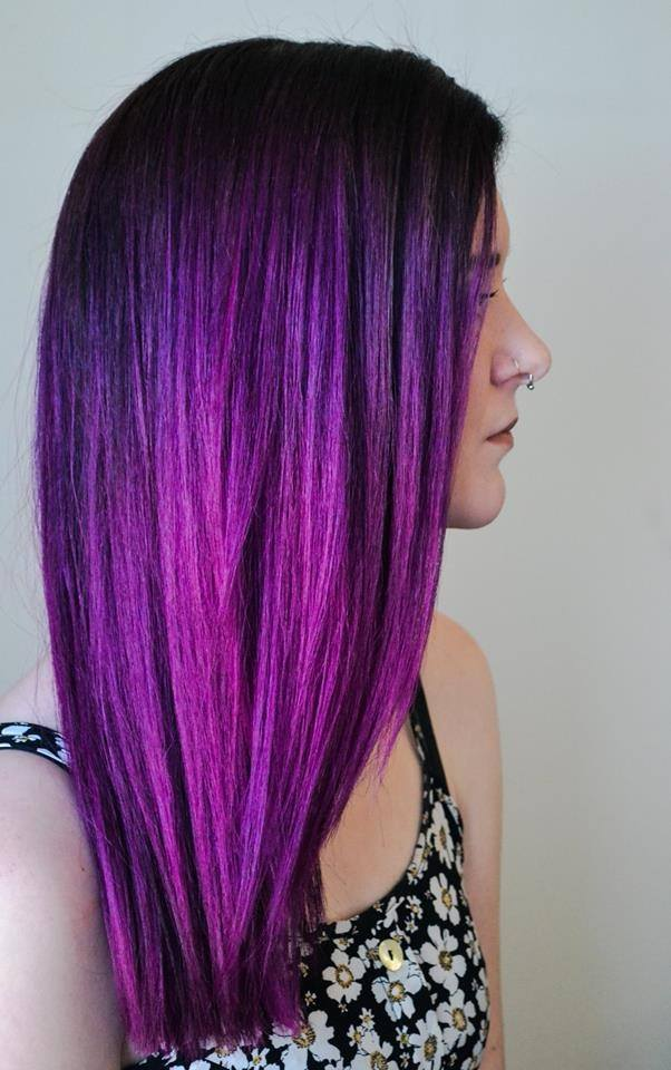 Should I Dye My Hair Purple Quora
