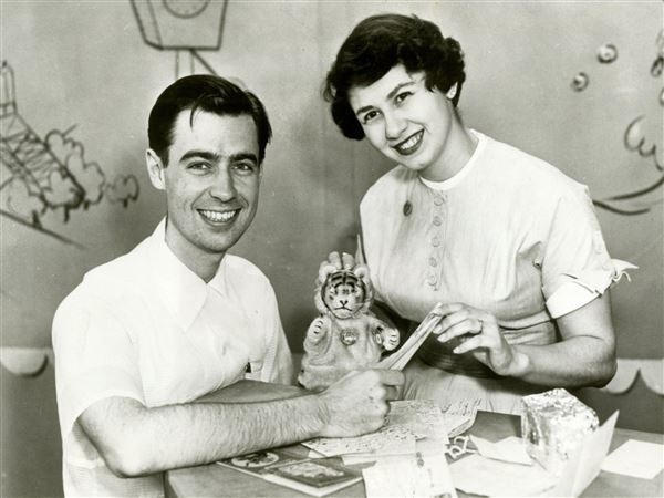 Are There Any Photos Of Mister Rogers Showing His Bare Tattoo Free Arms Quora
