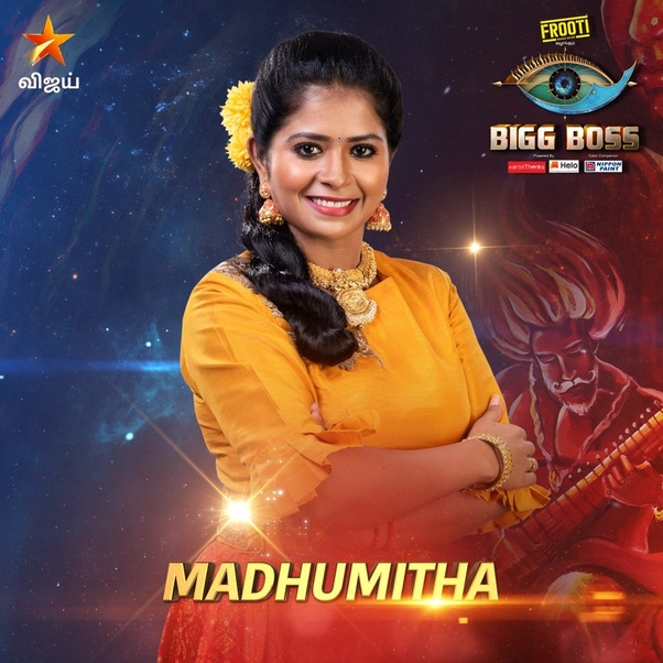 Why did you vote for Madhumitha in Bigg Boss 3 Tamil? - Quora