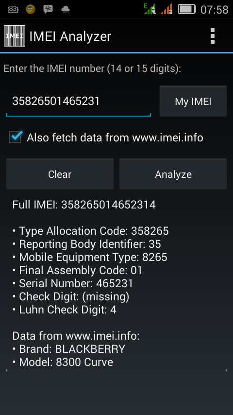 How is mobile IMEI generated? - Quora