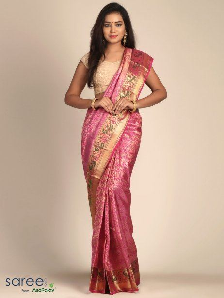 If Youre Planning To Buy A Pattu Saree Do Go Through Our Handloom Collection On