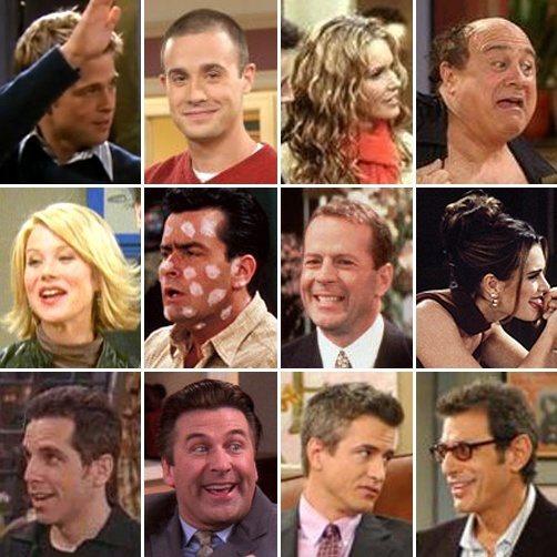 20 Best Celebrity Guest Stars On Friends - BuzzFeed