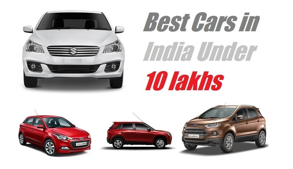 What Are The Best Cars Available In India Below 10 Lacs For Family