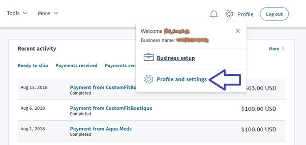 Can I edit my name in my PayPal account? - Quora
