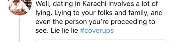 Karachi dating Point