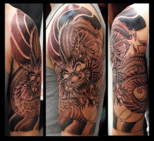 How Much Does This Tattoo Cost In India: How Much Does A Half Sleeve Cost?