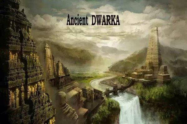 What happened to Dwarka when Krishna left? - Quora