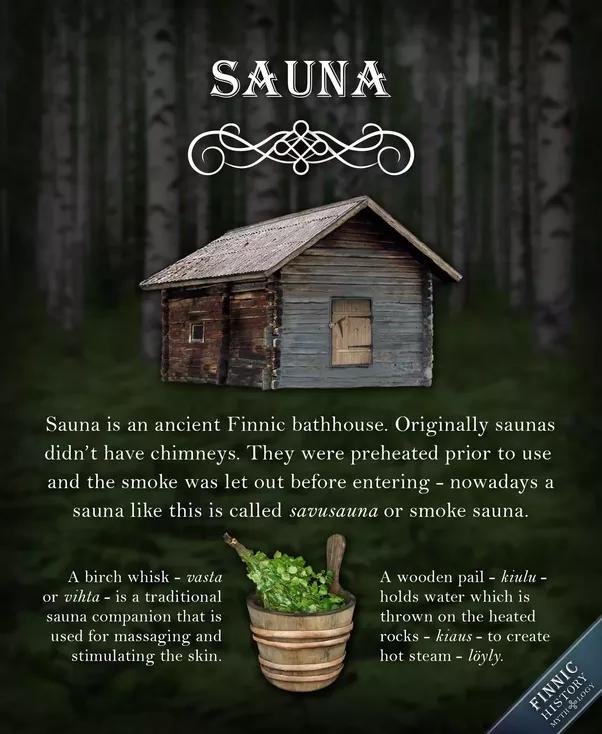 Sauna Runo