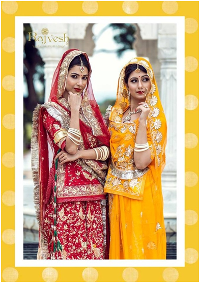 87943cdaae Almost 80% of Rajasthani women wear the traditional type of attire which is  known as the Rajputi Poshak and other ethnic Rajasthani dresses.