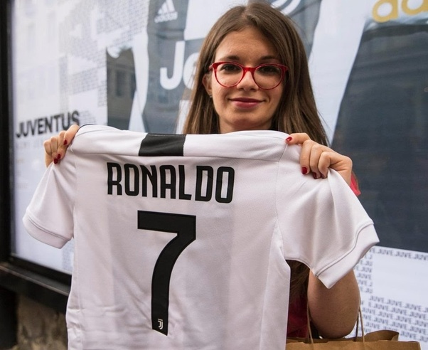 53a08cf54 What shirt number will Cristiano Ronaldo wear at Juventus  - Quora