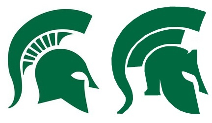 Michigan State Wanted To Change Their Logo And Fans Said No Ultimately Listened They Kept