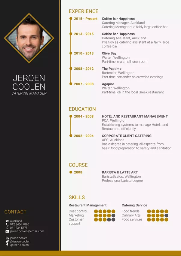 how important is the format and design of a resume quora