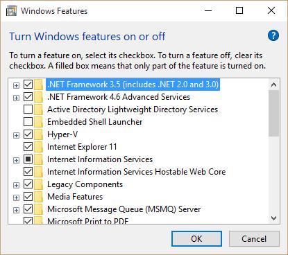 How is Microsoft\'s net framework installed? - Quora