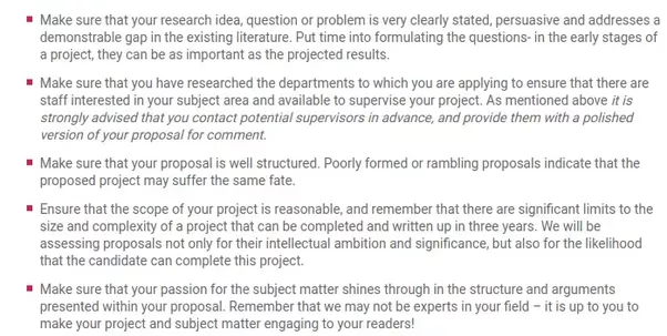 How To Write A Phd Research Proposal For A Computational