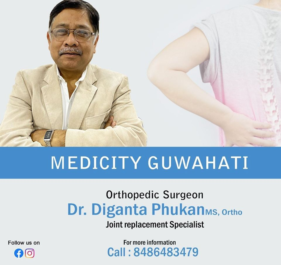 Who is the best orthopaedic surgeon in Guwahati   Quora