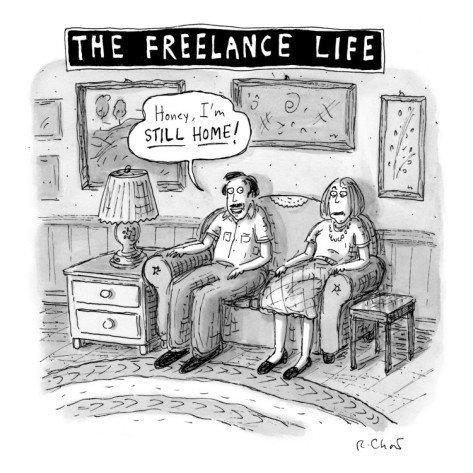 À quoi ressemble la vie d'un programmeur indépendant par rapport à une entreprise?
