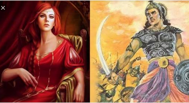 Why did Chandragupta Maurya marry Helina? Is Helina responsible for ending the Mauryan dynasty? - Quora
