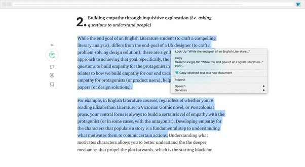 What are good Chrome extensions for writers? - Quora