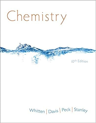 Chang Chemistry 10th Edition Ebook