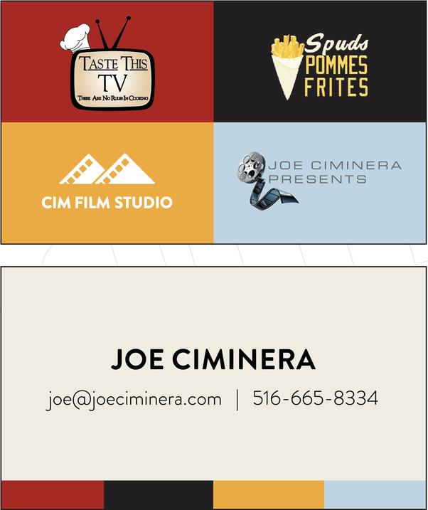 We have several businesses but im tired of carrying around several weve designed and printed few different business cards for clients that had multiple businesses some were related some were completely different colourmoves