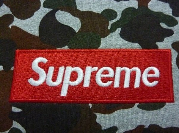 Well-known What are the dimensions/ratio of the supreme box logo? - Quora YB19