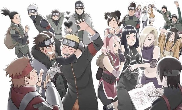 Does Naruto: The Last Movie, Take Place After Naruto
