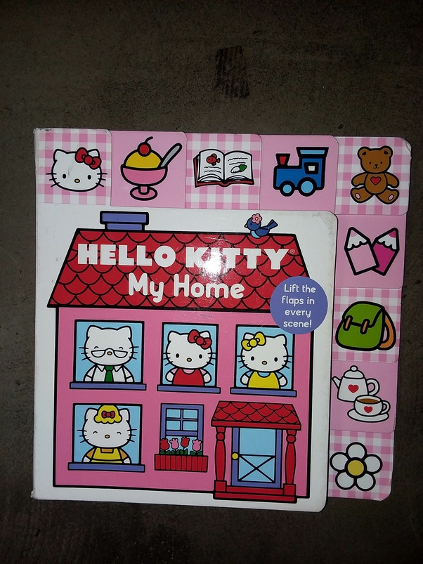 hello kitty s home online book 2018 fairydiary2018 quora