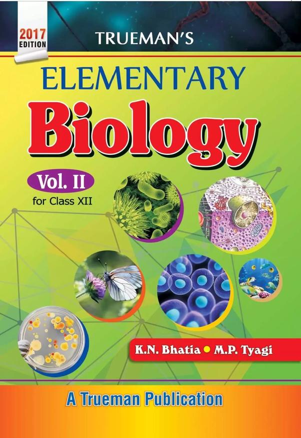 Which topics are present in Trueman's biology? - Quora