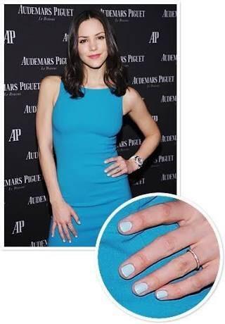 Amy Adams Oscars 2016 Nails