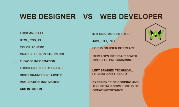 What Is The Difference Between Web Development Amp Web