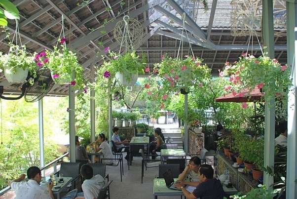 Where is the best cafe to work from in Ho Chi Minh? I\'m looking for ...