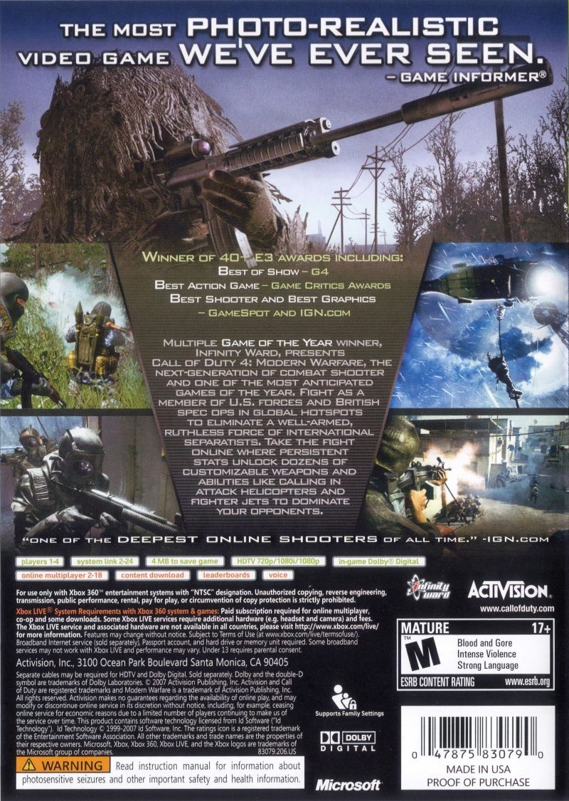 Crysis 1 is from 2007 and is still today one of the prettiest