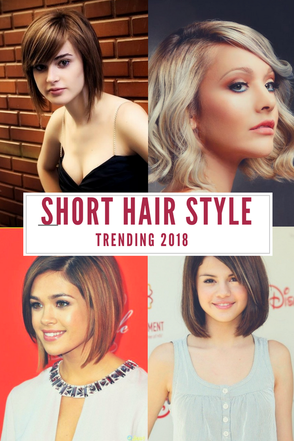 Short Haircuts Suit Any Face Type That Includes Round Oval Or Square It Is Also Suitable To Try On Diffe Hair Texture However Make Sure You Choose A