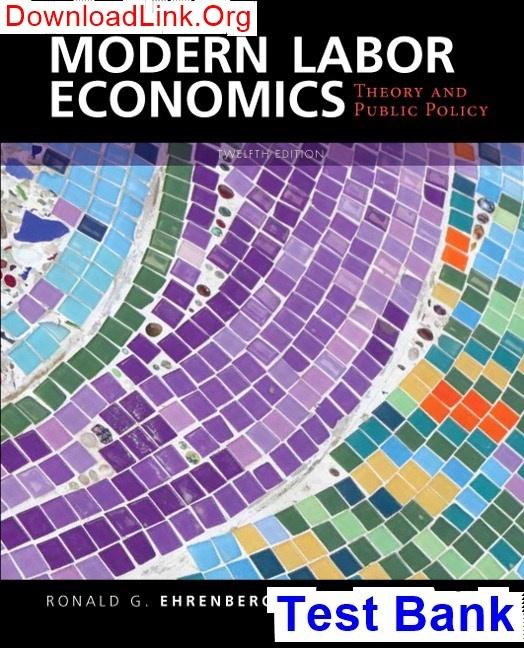 Borjas edition pdf economics labor 6th