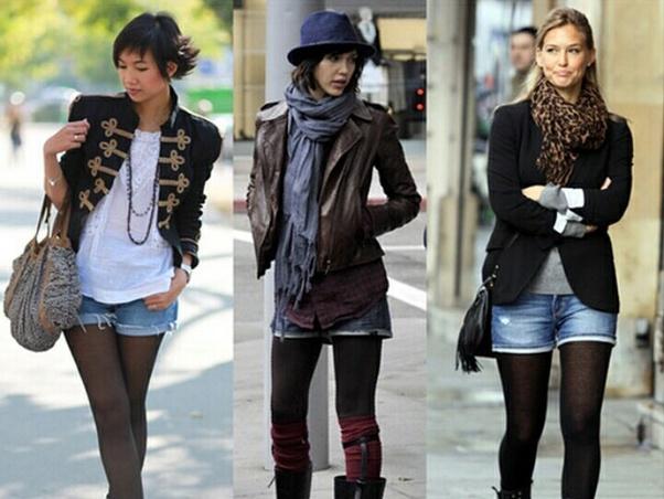 Think, women still wear pantyhose