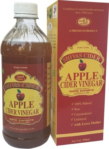 Does apple cider vinegar really work for cleaning of heart
