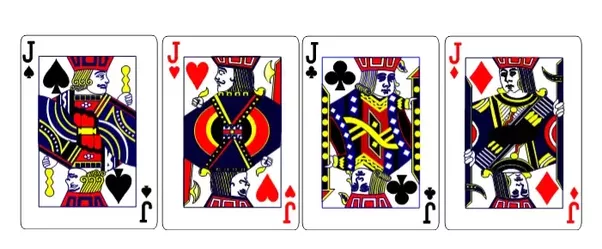 Jack In A Pack Of Cards