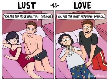 What is the difference between love and attraction? - Quora