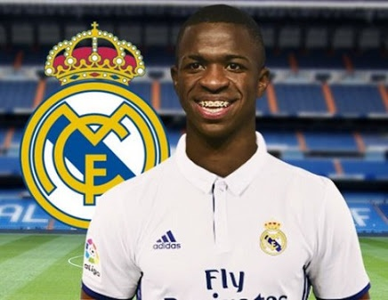 sports shoes 7cd93 e8b1e What can we expect from Vinicius in Real Madrid on his first ...
