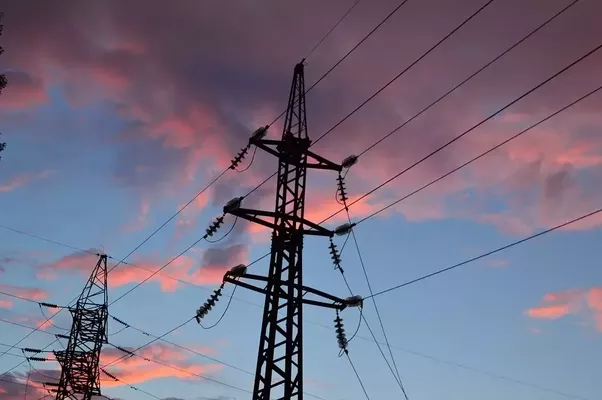 what can electricity travel through