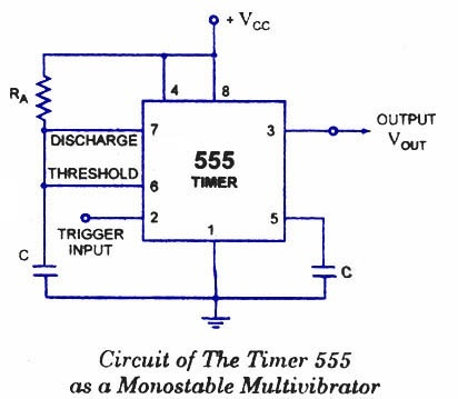 How can we make a timer of 5 minutes using 555 ic timer quora the trigger can be connected to ground via a switch when we press the switch tigger pin gets grounded and will start the timer ccuart Choice Image