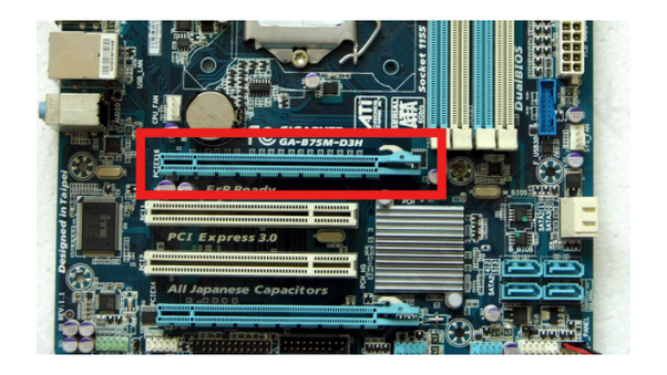 Where is graphic card slot in cpu drinking roulette regeln
