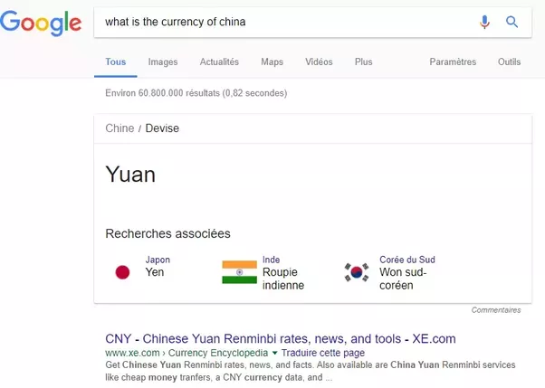 What Is The Currency Of China Quora